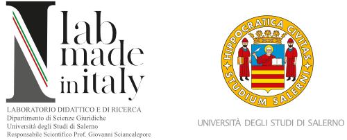 Logo Laboratorio made in Italy – Dipartimento di Scienze Giuridiche, Responsabile Prof.. Giovanni Sciancalepore